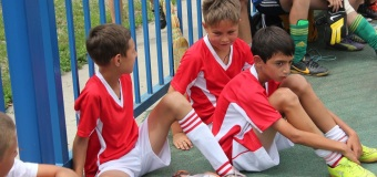 """Есаул"" стартовал на Кубке губернатора по футболу."