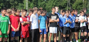 Старшая возрастная группа «Есаула» закончила выступление на Кубке губернатора.