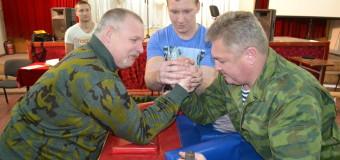 В «Курене Каширинском» прошли отборочные соревнования на казачьи игры.