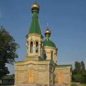 Свято-Троицкого храма станицы Ставропольской