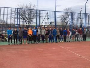 Турнир по мини-футболу, посвященный Дню освобождения Краснодара 2016 года