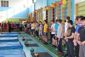 Чемпионате Карасунского округа 2016