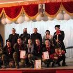 победители 10-х казачьих игр Куреня Каширинский имени Черноиванова А.А.