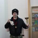 бои на мешках победитель Черноиванов Александр