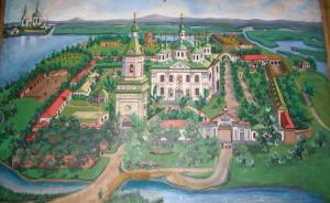 Екатерино-Лебяжская Свято-Николаевская пустынь (19 век)