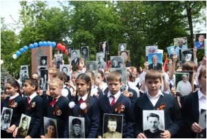 в хуторе Ленина будут проходить празднества посвященные Дню Великой Победы
