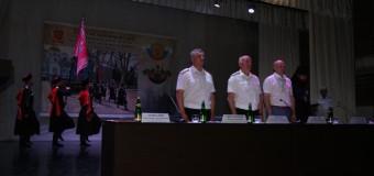 В Екатеринодарском отделе прошел отчетно-выборный сбор.