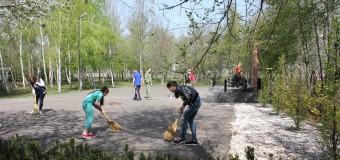 Долг для каждого хуторянина смотреть за тем, чтобы в хуторе Ленина была чистота и порядок.