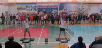 Команда «Есаул» остановилась в шаге от пьедестала на краевом этапе XIII фестиваля по гиревому спорту среди допризывной молодежи памяти Е.П.Душина