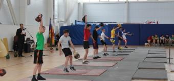 Команда «Есаул» заняла первое место на зональном этапе XIII фестиваля по гиревому спорту среди допризывной молодежи памяти Е.П.Душина
