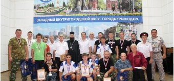 12 ноября 2016 года соревнования по военно-прикладному многоборью
