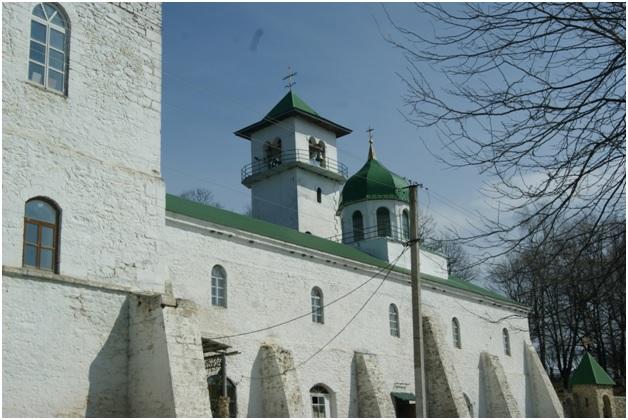 21 ноября 2016 года престольный праздник Свято-Михайловского Афонского монастыря