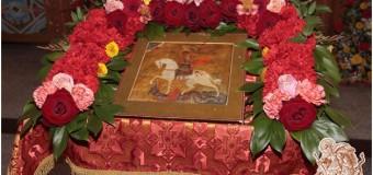 23 ноября 2016 года Свято-Георгиевский храм хутора Ленина будет отмечать престольный праздник