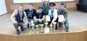 Каширинцы стали первыми на состязаниях, посвященных памяти кубанского казака, героя Абхазии А.А.Сидоренко.