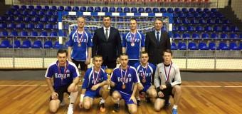Команда «Есаул» х. Ленина заняли 3 место в соревнованиях по мини-футболу в рамках спортивного праздника МО города Краснодара, посвященного празднованию «Нового 2017 года»