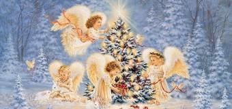 6 января в 22.30 в Свято-Георгиевском храме хутора Ленина Рождественский сочельник