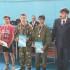 Клуб «Есаул» на краевом фестивале гиревого спорта среди допризывной молодежи