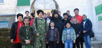 Паломническая поездка Каширинского куреня в Свято-Михайловскую Закубанскую пустынь
