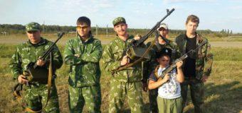 Военно-полевые сборы кубанского казачьего войска, август 2017 года