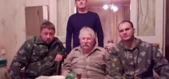 День рождения самого старейшего казака Каширинского куреня