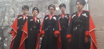 Казачья школа № 61 города Краснодара в числе лучших казачьих школ России.